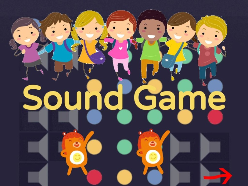 Sound Game by Jovelyn Waslo