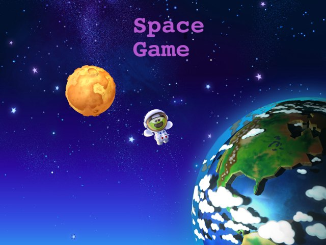 Space Game by Ronan Healy