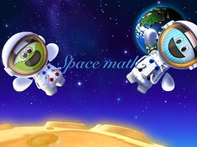 Space Math by Ronan Healy