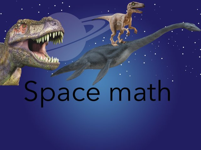 Space Math by Courtney Lewis