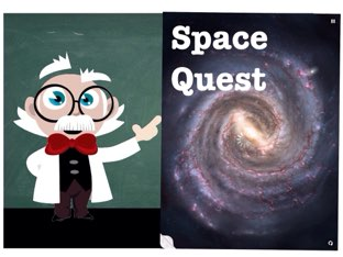 Space Quest by Mrs Burbach
