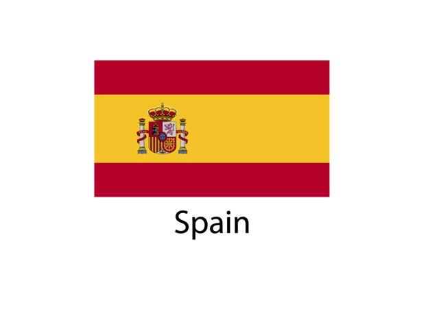 Spain by Ernest Sun