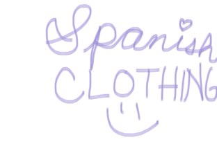 Spanish Clothing by Jade Wilkinson