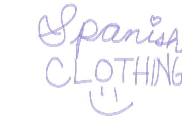 Spanish Clothing by Jade Wilkinson
