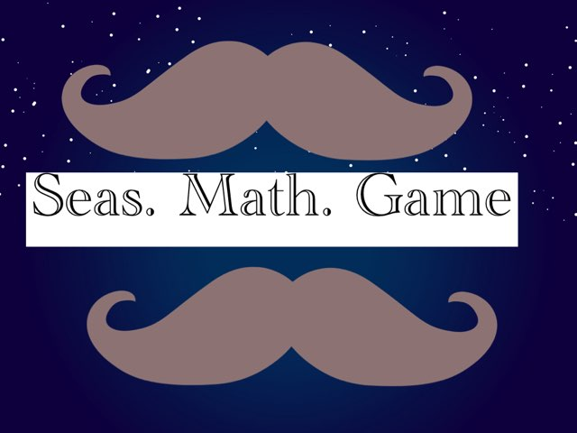 Spas. Math. Game by Courtney Lewis