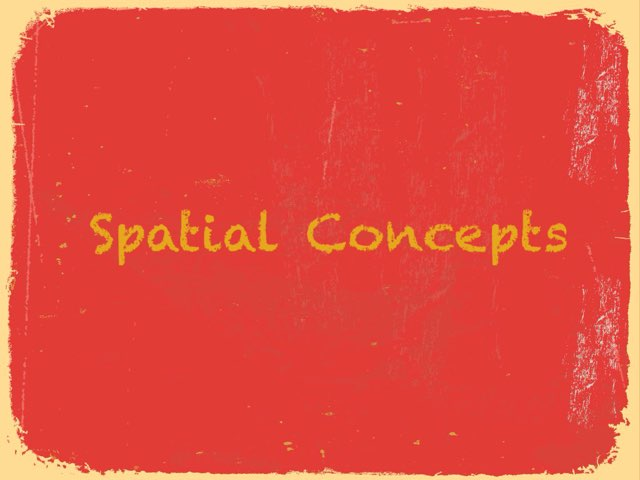 Spatial Concepts by Annie Schweizer