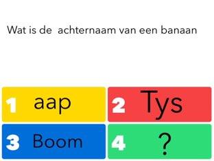 Spel 2 by Tys Van Albada