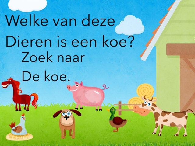 Spel Van Mij by Cheryn joustra