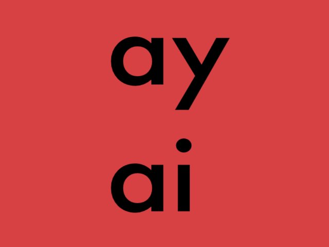 Spell Words With 'ai' and 'ay ' Sound by Chelsea James
