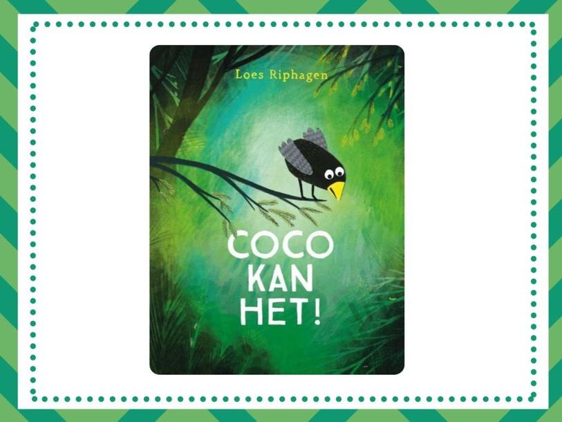 Spelletje met het boek 'Coco kan het' by Tessa van der Giessen