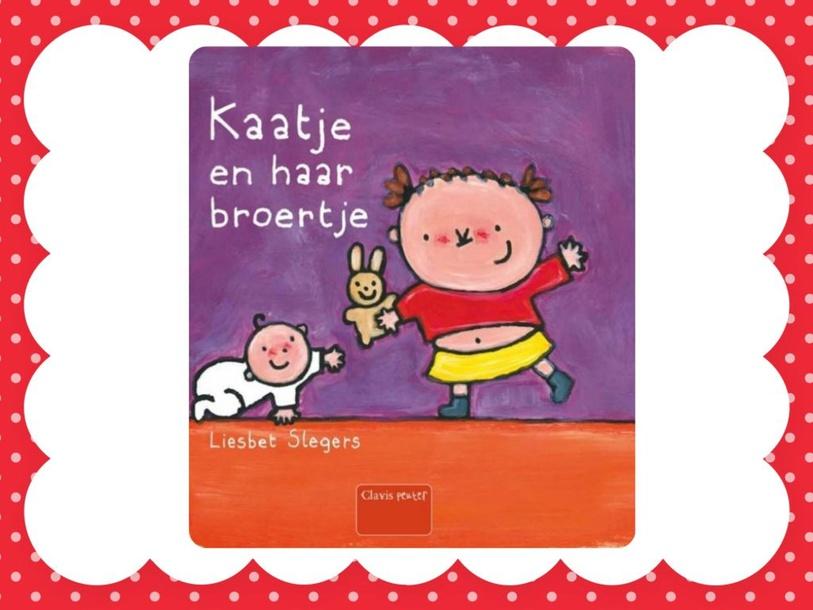 Spelletje met het boek 'Kaatje en haar broertje' by wilma van der Giessen
