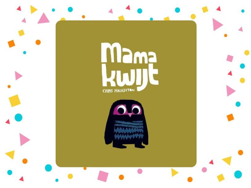 Spelletje met het boek 'Mama kwijt'  by wilma van der Giessen