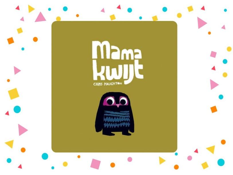 Spelletje met het boek 'Mama kwijt'  by Tessa van der Giessen