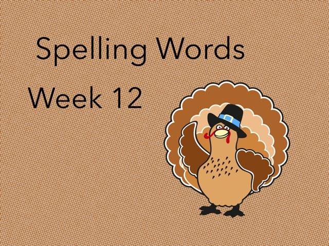 Spelling 1 by Jen Pranger