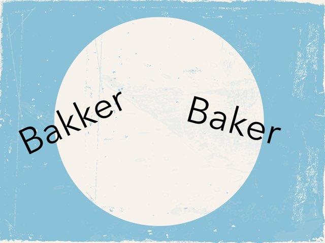 Spelling by Job van Overbeek