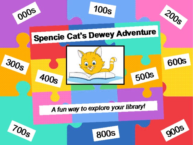 Spencie Cat's Dewey Adventure by Mrs. Sandlin Sandlin