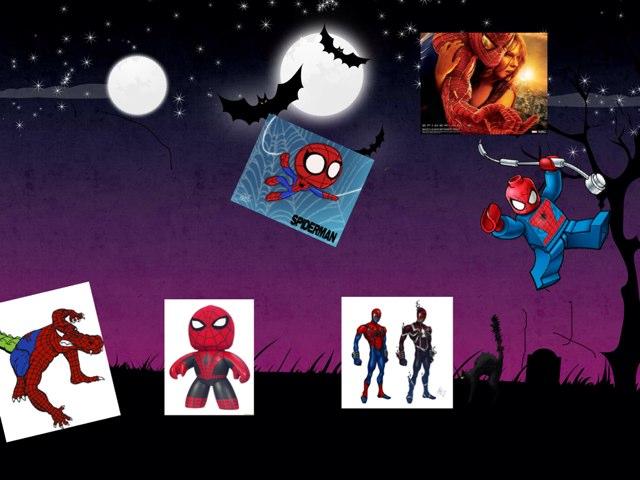 Spiderman by Barbi Bujtas