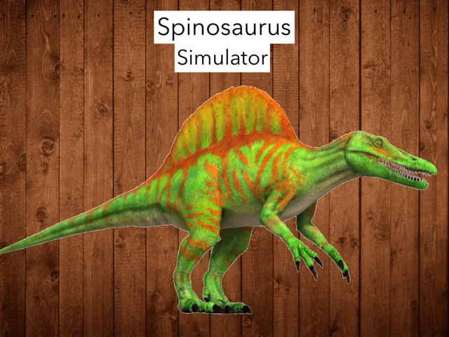 Spinosaurus Simulator by George awrahim