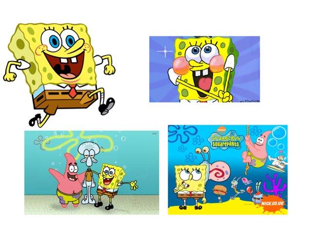 Spongebob Spel by Astrid