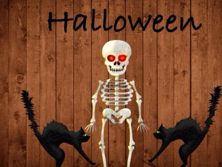 Spooky Halloween Game by Ruly Ayalon