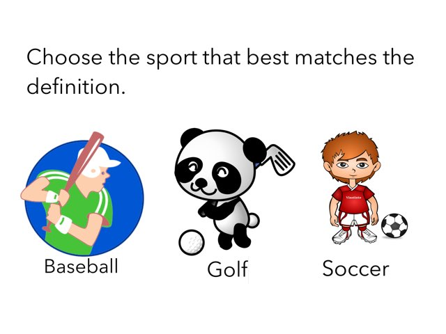 Sport Riddles by Emilie Racine