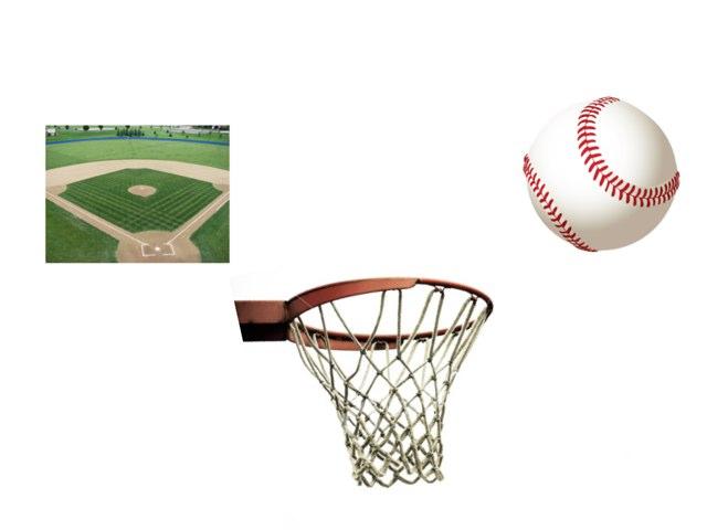 Sports 1 by Ann Kinnie