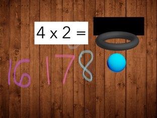 Sporty Math  by Elm  Elementary