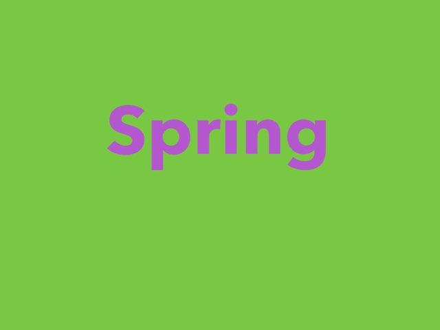 Spring by Sanfrancisco Infantil