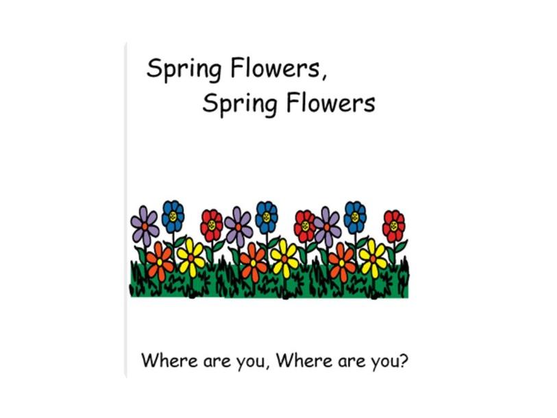 Spring Flowers by rhonda.lilly.wylieisd.net