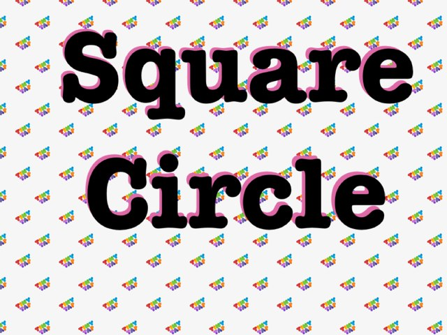 Square And Circle PG2 by Debby Cynthiana