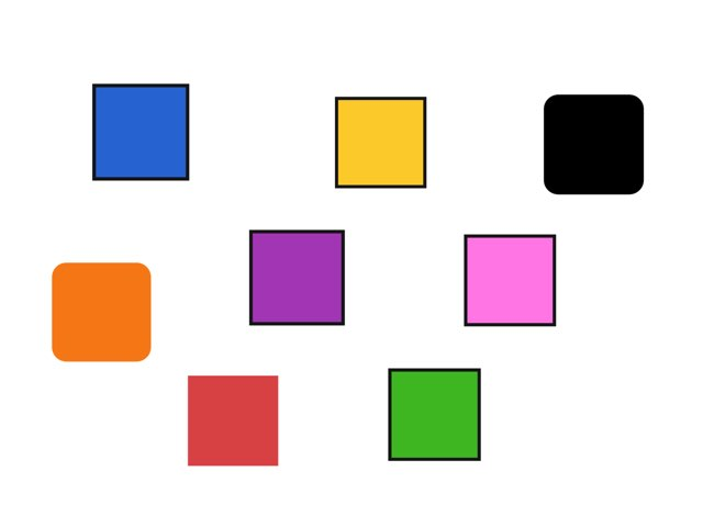 Square Colors by Jamie Nichol