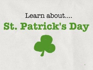 St Patrick's Day by Mor Sondak
