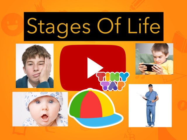 Stages Of life by Nicolas cervantes