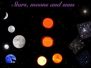 Stars Moons.. by Redari rodriguez