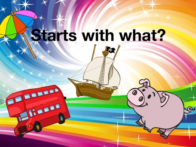 Starts With what? by Dss Student