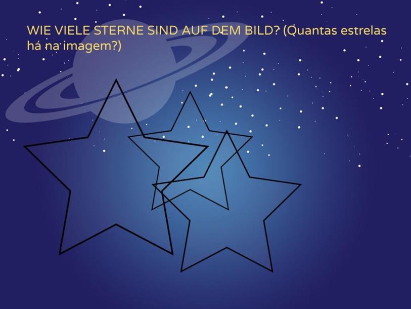 Sterne zählen by Deisi Flesch Pupo