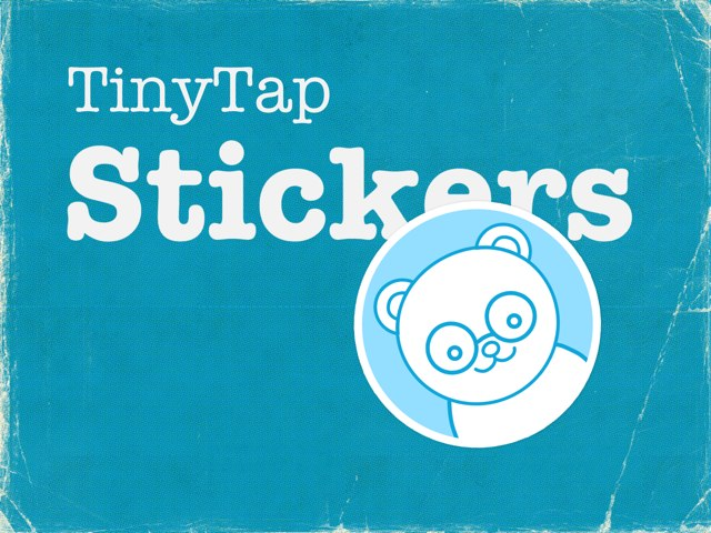 Stickers Show by Yogev Shelly