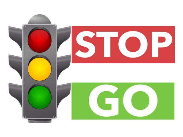 Stop & Go Sounds by Jen Biener