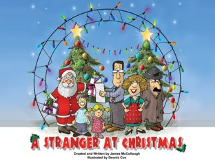 Stranger At Christmas by James McCullough