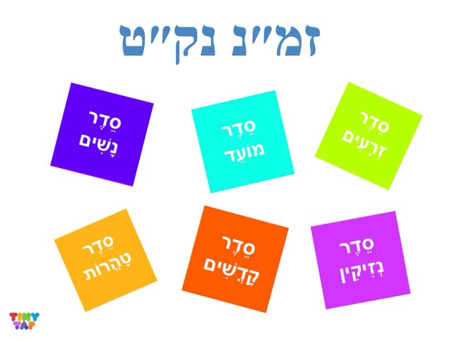 Subject Of Each Seder by Chanania Engelsman