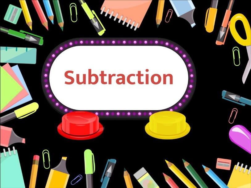 Subtraction by EMAN SAMMAR