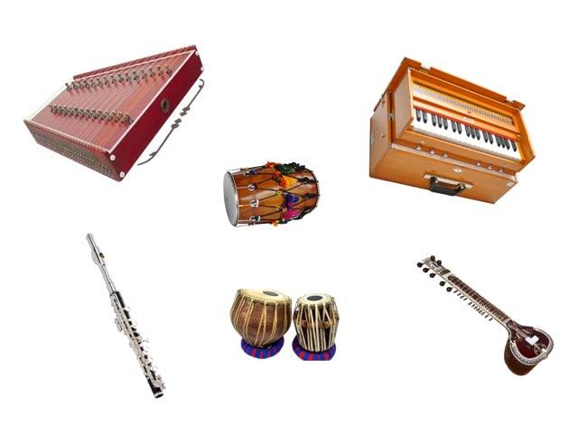 Sufi Instruments by Beaufort school