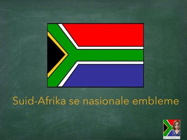 Suid-Afrika by Juffer Juffrou