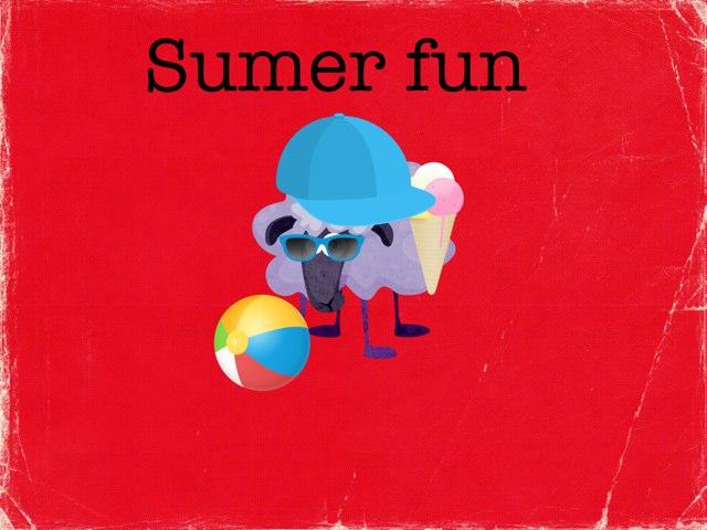 Summer Fun by Emilie Melnyk