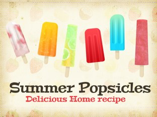 Summer Popsicles by Tiny Tap