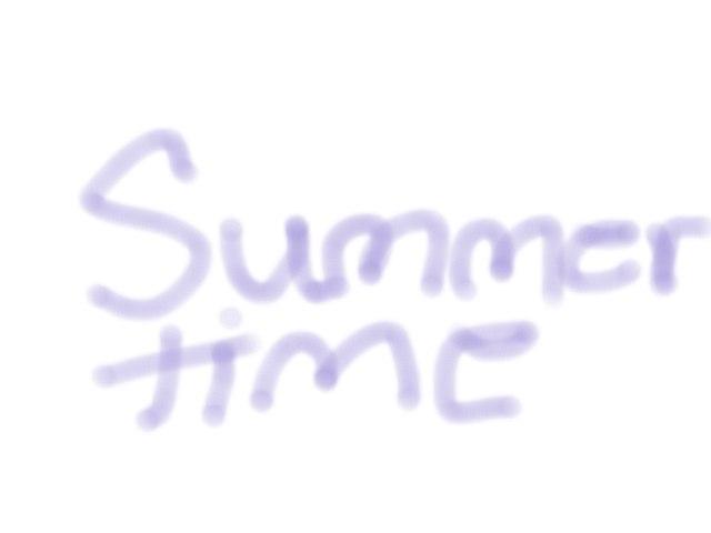 Summer Time by Makenzie Mathews