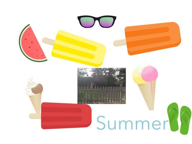 Summer Time by Amanda Vick