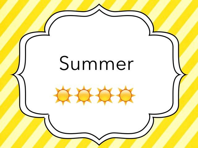 Summer  by Dania Mari