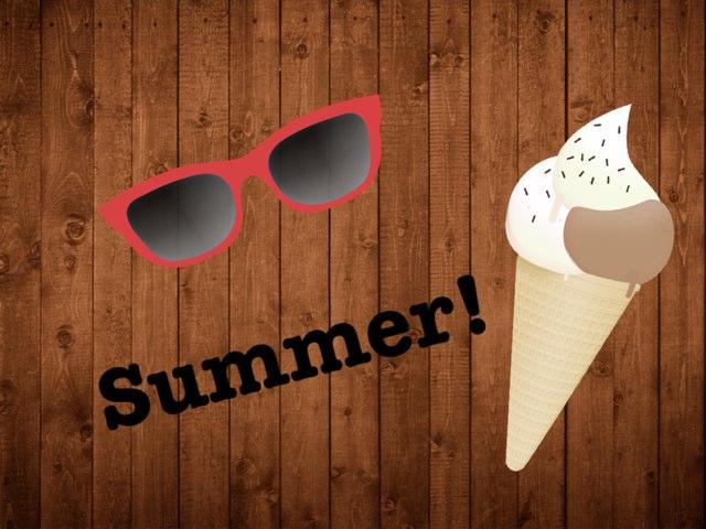 Summer by Saja Albulushi