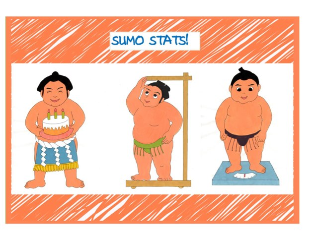Sumo Stats 2! by Jan Chalmer
